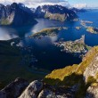 Lofoten islands — Stock Photo #19596491