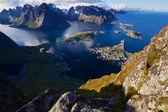 Lofoten islands — Stockfoto