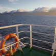 Sailing in Norway — Foto de Stock