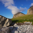Cliffs on Lofoten — Stock Photo