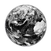 Schwarze erde — Stockfoto