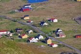 Vila norueguesa — Foto Stock