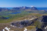 Beautiful Lofoten — Stock Photo
