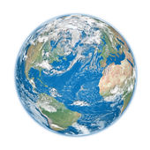 Blue Earth — Stock Photo