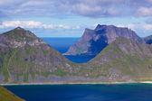 海の崖 — ストック写真