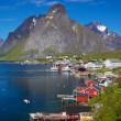 Stock Photo: Picturesque Norway
