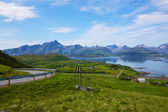 Picturesque Lofoten — Stock Photo