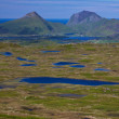 Lofoten landscape — Stock Photo