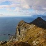 Scenic coastal cliffs — Stock Photo #27458925