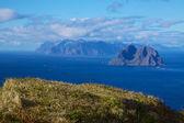 Islas lofoten — Foto de Stock