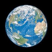 Blue Earth — Stockfoto