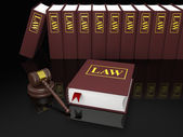 Legal education — Stock Photo