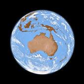 L'australie sur terre — Photo