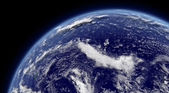 Pacific ocean — Stock Photo