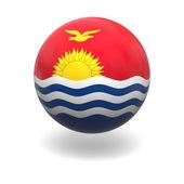 Kiribatian flag — Foto Stock