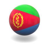 Eritrea flagga — Stockfoto