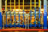 Factory equipment — Stock Photo