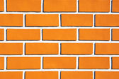 Background and texture of a brick wall — Stock Photo