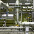 Foto de Stock  : Pipeline of high pressure