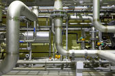 Pipeline of a high pressure — Stock Photo