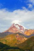 Mount Kazbek. Georgia — Stock Photo