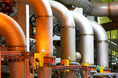 Chemical factory — Stock Photo