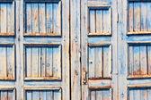 Achtergrond van een oude houten deur — Stockfoto