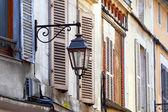Ancient European city Auxerre  Burgundy, France — Stock Photo
