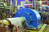 Industrial zone.Factory equipment — Stock Photo
