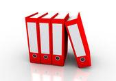 File folders — Stock Photo