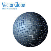 Globe design — Stock Vector