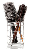 Hairbrush — Stockfoto
