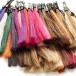 Strands of hair color — Stock Photo #18963997