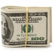 Stock Photo: U.S. dollar