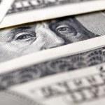 U.S. dollar — Stock Photo