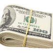 U.S. dollar — Stock Photo #21359307