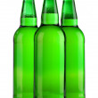 Beer bottle — Stock Photo