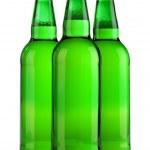 Beer bottle — Stock Photo
