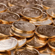 Gold coins — Stock Photo #25873957