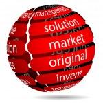 Business Ball — Stock Vector #28977189