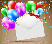 Birthday. — Stock Vector