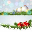 Christmas banner — Stock Vector #37025085