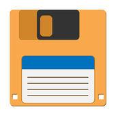 Floppy disc  — Stock Vector