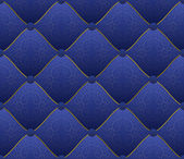 Blau stoff — Stockvektor
