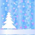 Winter background — Stock Vector #15655349