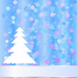 Winter background — Stock Vector #15655349