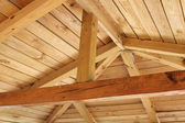 Roof structure — Stock Photo