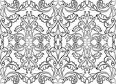 Ornaments seamless — Stock Vector