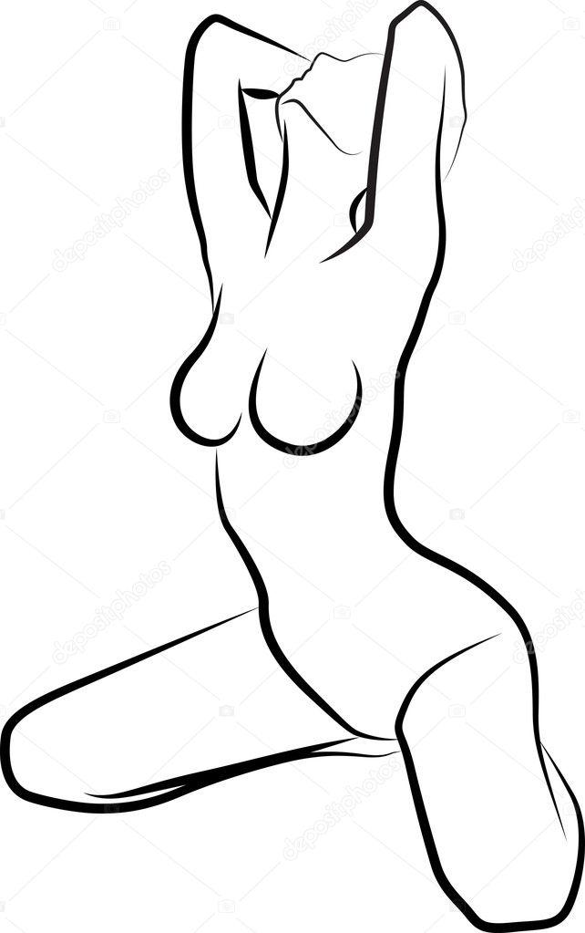 vektornaya-erotika-illyustratsii-devushki-tseluyutsya