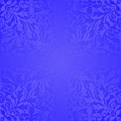 Blue background — Vector de stock